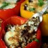 Southwestern Stuffed Peppers image