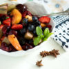 Spicy Fruit Salad in a bowl