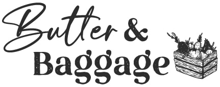 Butter & Baggage logo