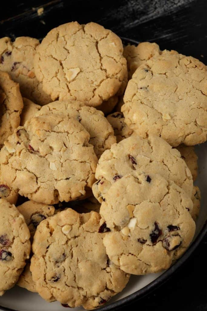 A platter of Special K Cookies