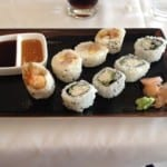 Sushi at California Grill