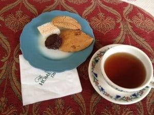 Tea at the Homestead