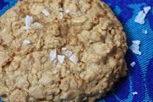 Salty Vanilla Oatmeal Cookies 1