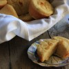 Spoon bread muffin